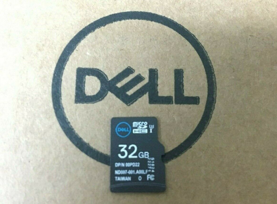 New Genuine Dell 32GB Micro SD HC Class 10 Memory Card 14th