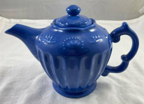 Hallmark Kimberly Hodges Blue Teapot