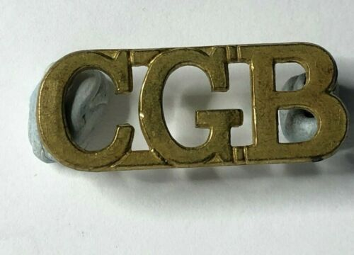 1923 onward Church Girls Brigade shoulder Title