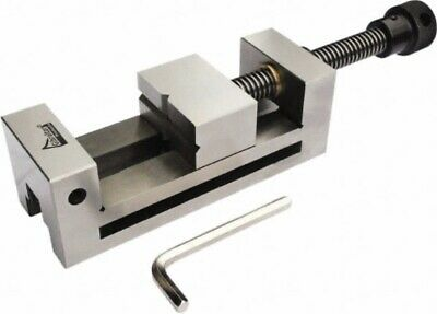 Gibraltar 2-34 Precision Steel Toolmakers Vise Cnc 3 Capacity