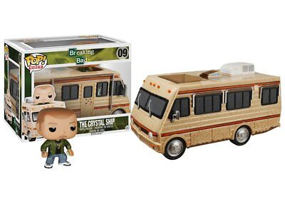 New Pop Rides: Breaking Bad - The Crystal Ship Funko