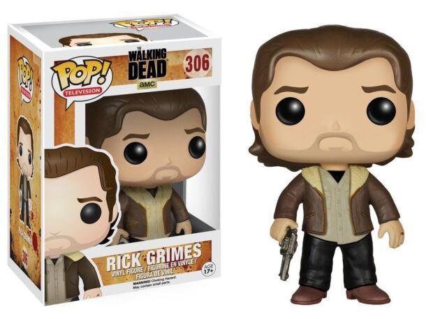 The Walking Dead - Rick Grimes (Season 5) POP Vinyl Figure (306)
