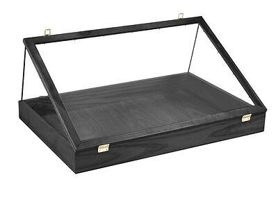 Portable Crafts Jewelry Display Case Trade Fair Retail Showcase 36l X 24w New