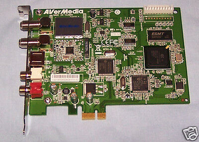 AverMedia M791 B PCI Express TV Tuner Video Capture