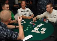We are looking for poker players