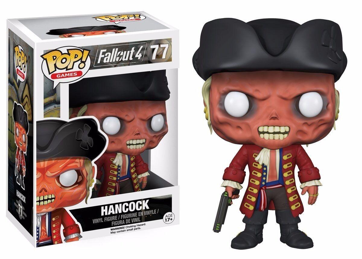 Funko Fallout 4 Figure John Hancock Box MINT