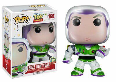 Buzz Lightyear Toy Story 20th Anniversary POP! #169 Vinyl Fi