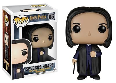 Harry Potter - Severus Snape POP Vinyl Figure (05)