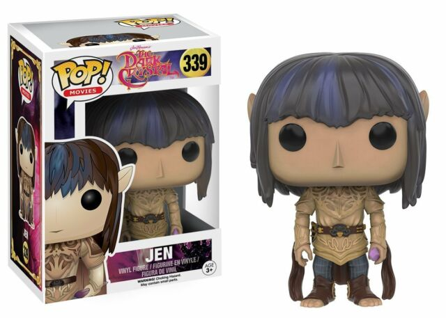 Funko Pop Movies: Dark Crystal - Jen Vinyl Figure