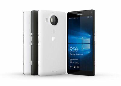 New *UNOPENED* Microsoft Nokia Lumia 950 4G LTE Smartphone 2 colors/White/32GB