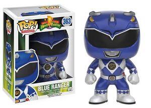 FUNKO POP - Power Rangers Blue Ranger - Vinyl Figure #363 NUOVO - Italia - Accettiamo la restituzione dell' oggetto se non conforme a quanto descritto nell'inserzione entro e non oltre 14 giorni dalla spedizione, - Italia