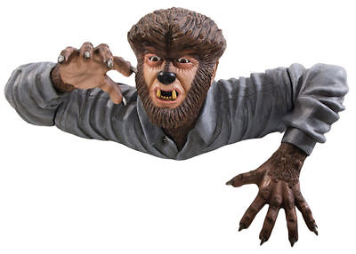 Morris Costume Monsters Rubies Wolfman Grave Walker Decorations & Props. RU68380 (Wolfman Halloween Decorations)