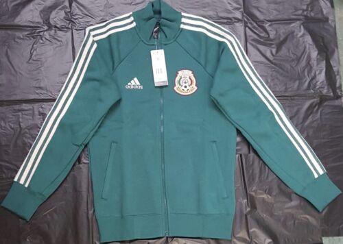 adidas Mexico Track Soccer Jacket Green