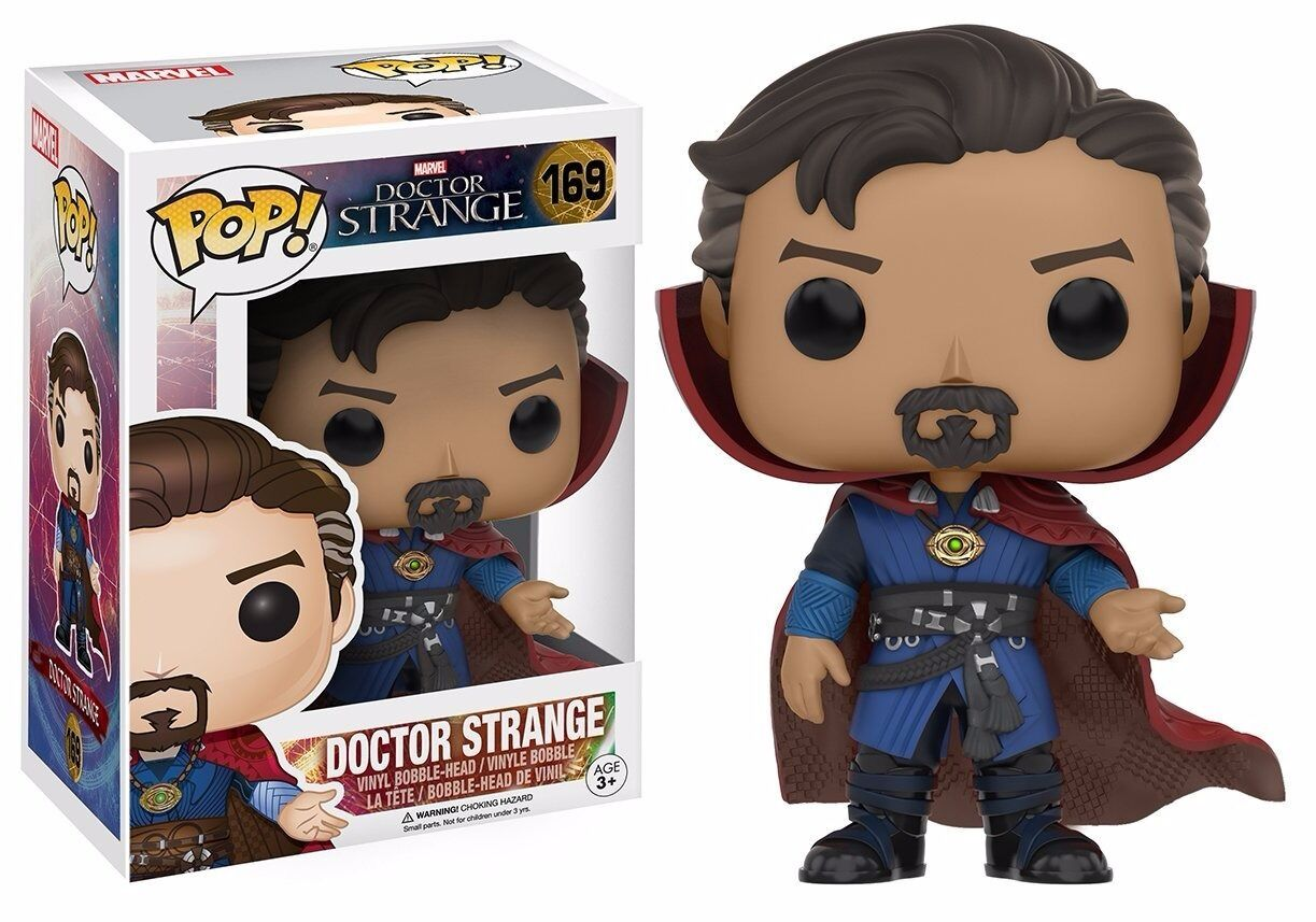 Funko Pop! Marvel Dr. Strange Action Figure