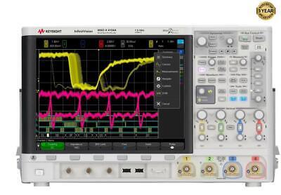Agilent Keysight Infiniivision Msox4154a 1.5ghz Mixed Signal Oscilloscope