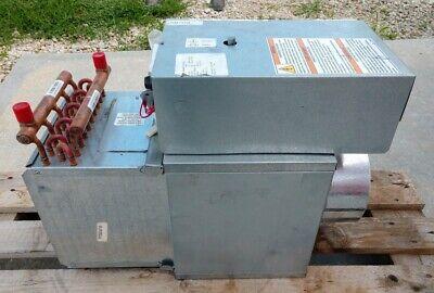 Vantrane Single-duct Hot Water Heat Coil 8 Inlet