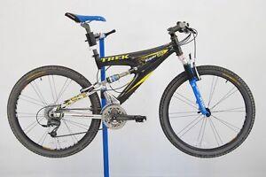 1999-Trek-Y-Frame-SL-Superlite-300-Carbon-Fiber-mountain-bike-Small-Shimano-XTR