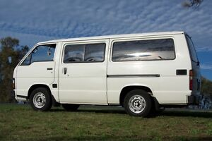 Toyota Hiace Camper Commercial Van Long Wheel Base Deakin South Canberra Preview