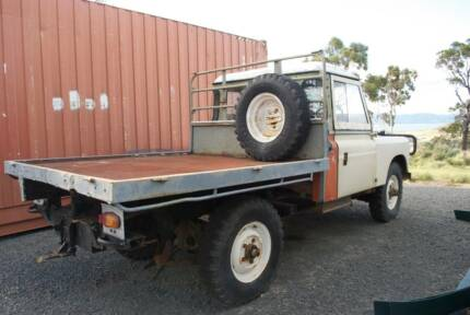 1960 Land Rover Other Ute Acton Park Clarence Area Preview