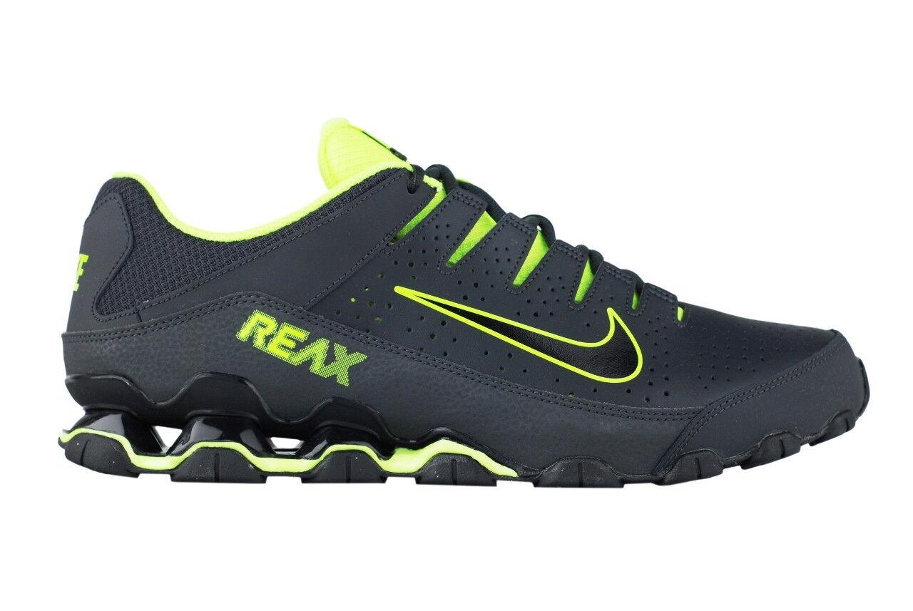 NIKE REAX 8 TR 616272 036 SCHUHE  SHOX Turnschuhe  Sneaker Schwarz Neon