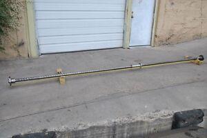 VCS Ground Ballscrew Linear Actuator 3744L 48mm NSK THK