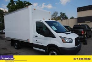 2015 Ford TRANSIT-250 12 FT CUBE LOADED, PULL-OUT RAMP