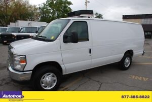 2013 Ford E350 EXTENDED CARGO INSULATED S.DUTY REEFER