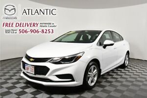 2016 Chevrolet Cruze LT Alloys Heated Seats Low Mileage