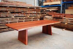JARRAH KARRI SOLID TIMBER BENCH , BAR, DESK, TABLE TOP From $390 Voyager Point Liverpool Area Preview