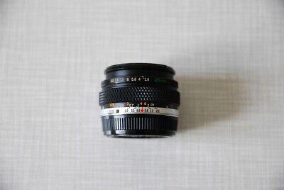 Olympus Zuiko MC Auto-W 28mm f/2.8 prime lens Festbrennweite segunda mano  Embacar hacia Spain