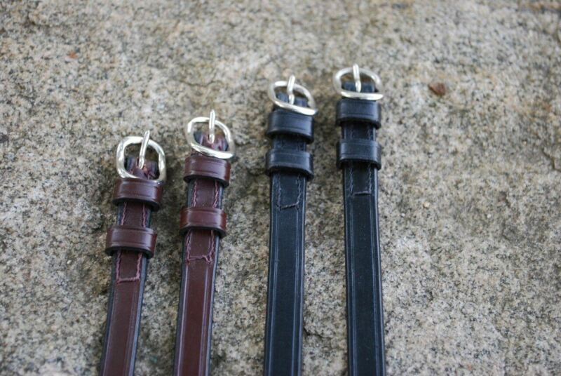 KL Select Red Barn Spur Straps - Ladies