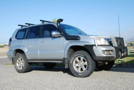 LOCKED AND LOADED PRADO 4X4 Kirwan Townsville Surrounds Preview