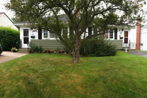 16-020 Great 2 level semi detached, Dartmouth,  lovely garden!