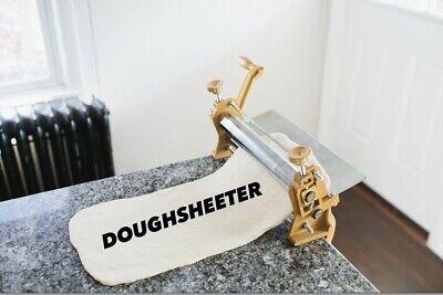 Dough Sheeter Roller 12 Panadera Pan Pizza Pasta Pastelera Fondant Y Ms