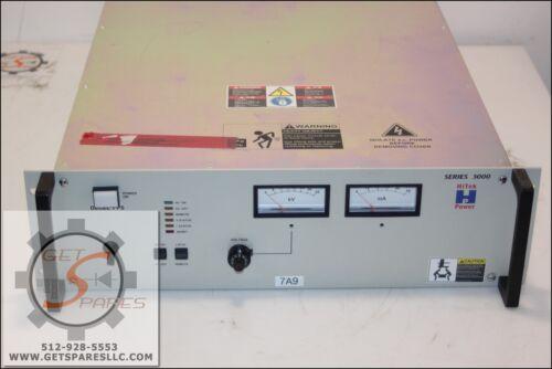 E19285111 / Ol-3000 Varian High Voltage Power Supply/ Hitek Power