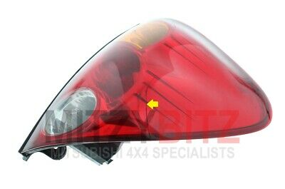 DAMAGED RH REAR LIGHT LAMP WITH LOOM for MITSUBISHI L200 2.5 DID KB4T 2006 ON
