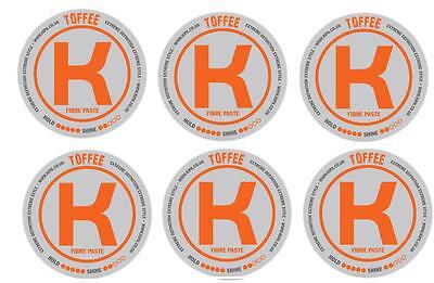 Kipa Professional Styling Products : Toffee 100ml 6 Pack