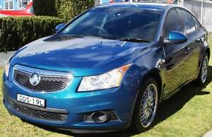 2012 Holden Cruze Sedan Armidale Armidale City Preview