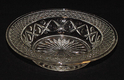 """PERFECT Vintage Imperial """"CAPE COD"""" Rimmed FRUIT/BAKED APPLE Bowl! - X8"""