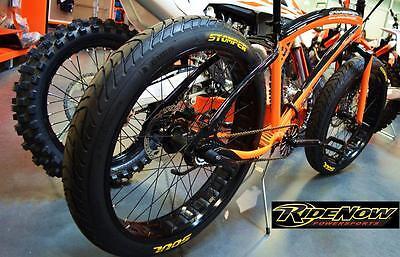 26 X3  Duro Beach Bum Cruiser Bike Chopper Tire Bicycle Fat Bike Rat Rod Set 2