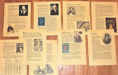 For your Book of Shadows - History of Witches All Your Favorites!!   (History Of Witches)