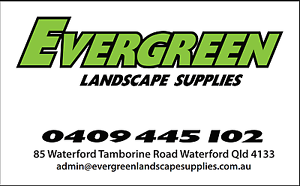 EverGreen Landscape Supplies - 10% Discount Instore Waterford Logan Area Preview