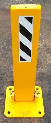 Traffic Guard Traffic Control Multi-function Bollard All Steel Heavy Duty