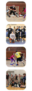 Floor hockey - Thursday nights looking for 1 or 2 guys.