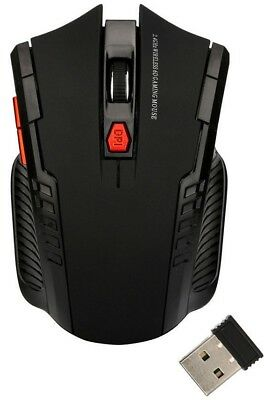 Wireless Optical Gaming mouse for Dell Toshiba Apple Asus HP