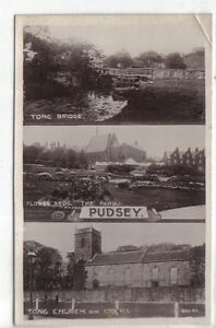 YORKSHIRE.  PUDSEY MULTI VIEW.