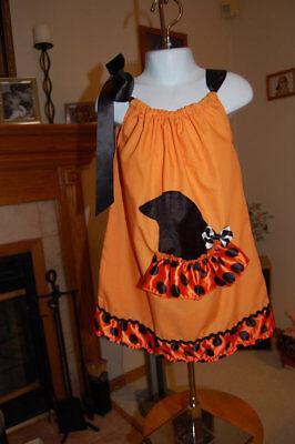 Halloween Pillow Case Dress Size Medium Fits Ages 3-5 - Pillowcase Dress Halloween