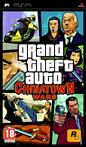 Grand Theft Auto (GTA) China Town Wars (Sony PSP)