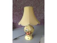 Vintage Aynsley Lamp - good condition
