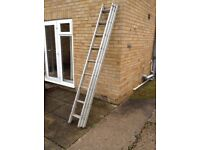 Extension ladders-SOLD